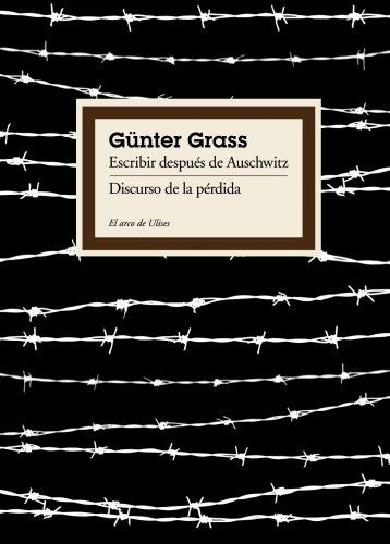 Escribir Después De Auschwitz