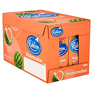 Rubicon Still Watermelon Juice Drink Cartons, 1L - Pack of 12 (B0048F3ULY) | Amazon Products