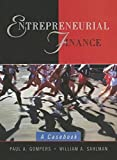 Entrepreneurial Finance: A Casebook by Paul A. Gompers (2001-12-28)