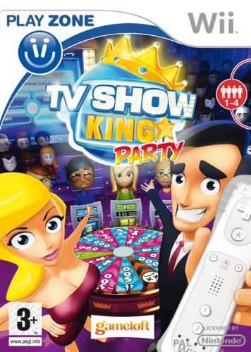 Tv Show King (wii)