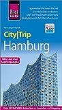 Reise Know-How CityTrip Hamburg: Reiseführer mit Stadtplan, 4 Spaziergängen und kostenloser Web-App - Hans-Jürgen Fründt
