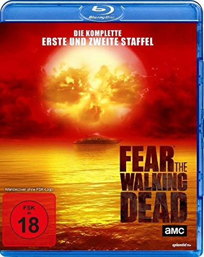 Fear the Walking Dead - Staffel 1+2 [Blu-ray]