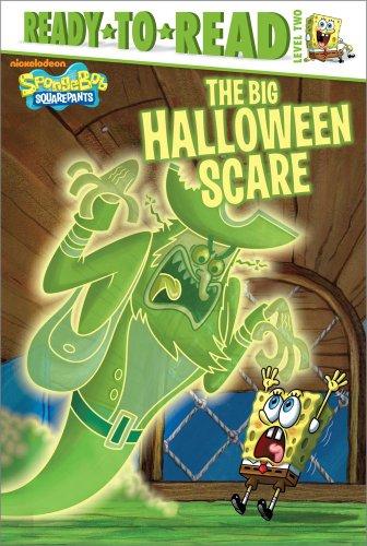 The Big Halloween Scare (Ready-To-Read: Spongebob Squarepants)