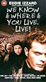 We Know Where You Live [VHS]