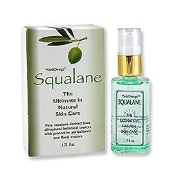 MediOmega Squalane - The Ultimate in Natural Skin Care
