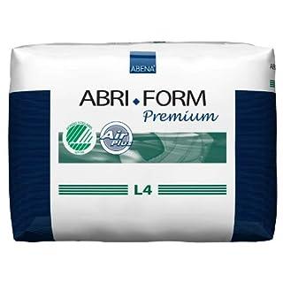 Abri-Form Large X-Plus Air Plus L4, 4 x 12 St.