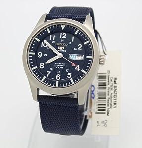 Reloj Seiko Neo Sports Snzg11k1 Hombre Azul de Seiko