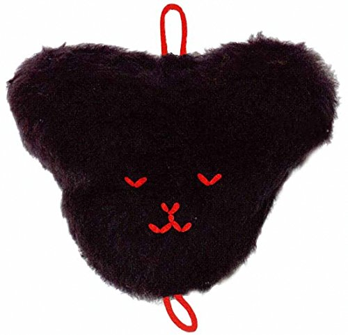 Viokid Shoulder pad - Black/Cord red 4/4 - 3/4