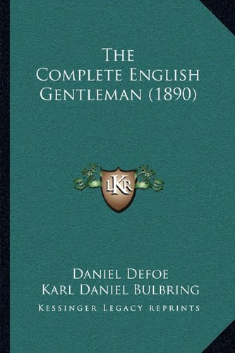 The Complete English Gentleman (1890)