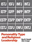 Image de Personality Type and Religious Leadership