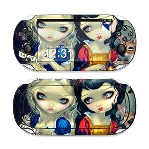 Sony PS Vita Skin – Gehäuse Schutzfolie Design Vinyl Aufkleber Sticker + Wallpaper – Alice & Snow White