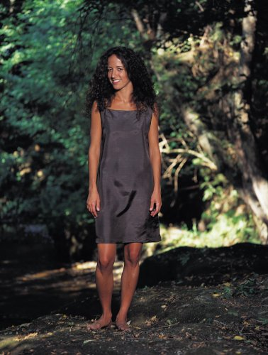 Cocoon Damen-Seide Traveler 's Tree Tag/Nacht Kleid, damen, olivgrün (Kleid Shirt Seide)