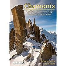 Chamonix, climbing guide. Rockfax.