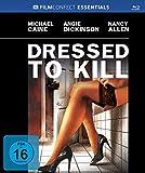 Dressed to kill - Uncut/Mediabook  (+ Original Kinoplakat) [Blu-ray]