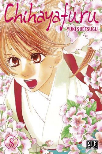 Chihayafuru Vol.8