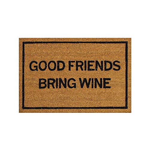 Ferfgrg Good Friend Bring Wine