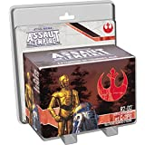 Asmodee - UBISWI12 - Star Wars Assaut Empire - R2D2 Et C3PO