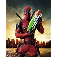 DEADPOOL - Ryan Reynolds - US Textless Wall Imported Movie Poster Print - 30CM X 43CM Brand New Marvel