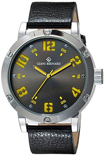 Giani Bernard Crab Nuts Analog Multi-Color Dial Men's Watch - GB-102B