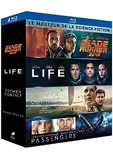 Meilleur de la science-fiction - Coffret : Blade Runner 2049 + Life : origine inconnue + Premier contact + Passengers [Blu-ray] (B07DV6YH4B) | Amazon price tracker / tracking, Amazon price history charts, Amazon price watches, Amazon price drop alerts