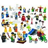 LEGO Education Community Minifigures Set 779348 (256 Pieces) (japan import)