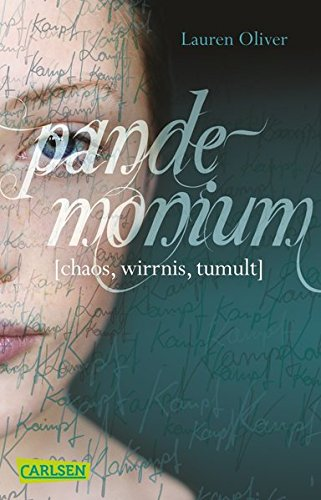 Buchseite und Rezensionen zu 'Pandemonium (Amor-Trilogie)' von Lauren Oliver