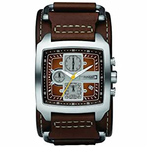 fossil herren armbanduhr chronograph trend jr1197 amazon. Black Bedroom Furniture Sets. Home Design Ideas