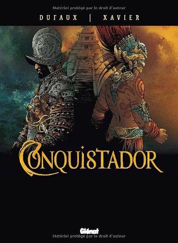 Conquistador, Tome 1 et 2 : : Coffret 2 volumes avec un Ex-libris offert