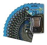 glowmax g-28wklt-bp1magnetisch 28LED-Arbeitsleuchte (12Stück)