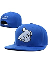 Heder ysgmy Unisexe Outdoor Summer Camping Cotton Baseball Crooks and Castles Snapbacks Casquette