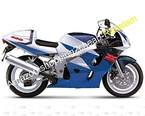 Hot de vente, personnalisé Moto Carénages 96-99 Gsxr600 V-Strom GSXR 600 750 1996 1997 1998 1999 Moto Carénage Ensemble