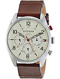 Tommy Hilfiger Analog Beige Dial Men's Watch - TH1791208J