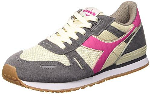 Diadora Titan II W, Sneaker Donna Grigio Vaporoso
