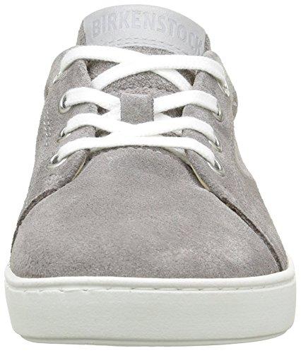 Birkenstock Unisex-Kinder Arran Sneakers Grau (Grau)