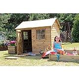Spielhaus Kinderspielhaus Holz Gartenhaus BV-VERTRIEB Spielhütte aus Holz für Kinder - (3669)