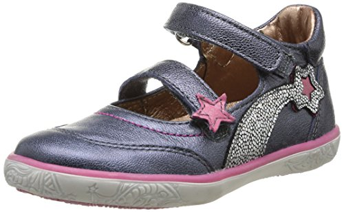 Noël Mini Ash, Baby Mädchen Sneakers Blau (117)