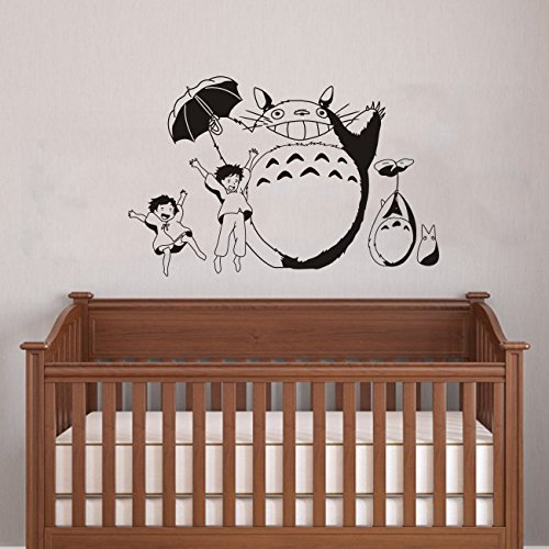 cheer-totoro-and-girls-wall-art-baby-nursery-room-wall-sticker-90cmx60cm-removable-vinyl-anime-totor