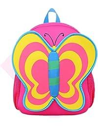 disney store - Bolsa escolar Morado morado · angtuo Kids Cute Cartoon Mochilas, las niñas niños 3d animales Mochilas Guardería ...