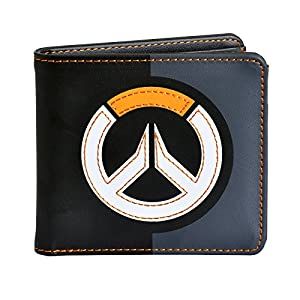 Overwatch Logo Monedero, Multicolor, Talla Única