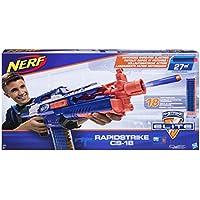 Nerf - A3901EU40 - Pistolet - Elite Rapidstrike XD