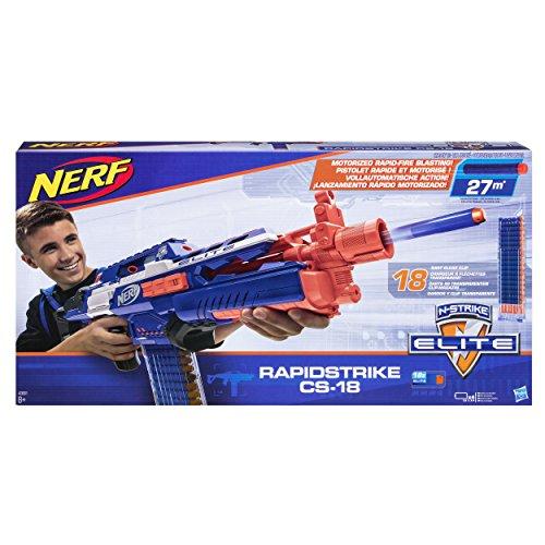 Nerf - Elite rapidstrike (Hasbro...