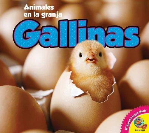 Gallinas = Chickens (Animales En La Granja: Complementos Multimedia AV2) por Megan Kopp
