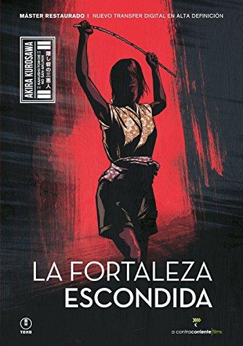 La Fortaleza Escondida (VOSE) [DVD]