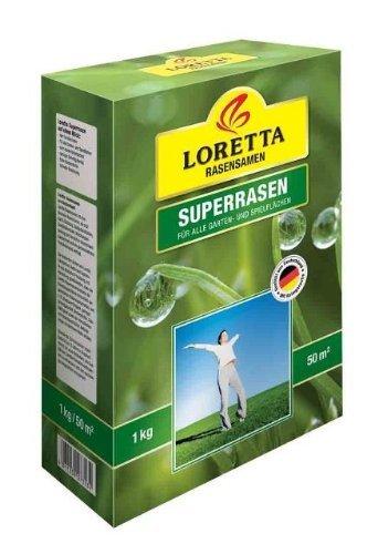 Loretta Super Rush 1kg (50m²)