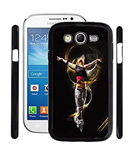 Fuson 2D Printed Dance Designer Back Case Cover for Samsung galaxy Grand Neo - D706
