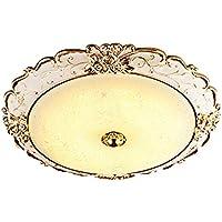 Cosa Unión simple lámpara LED Lámpara de techo DORMITORIO Habitación Salón románticas luces luces ( Color : 30cm )