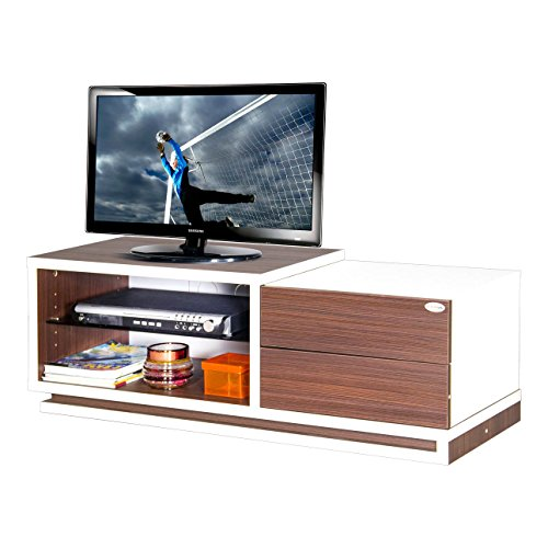 StyleSpa TV Unit with 2 Drawers (Brown)