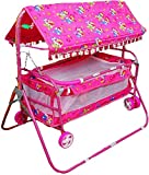 #8: Avani Baby Crib And Cradle Two In One