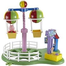 Pepa Pig - Tiovivo de juguete con diseño de Peppa Pig