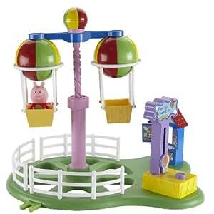 "Character Options 04614 - Peppa Pig set da gioco Deluxe ""Giro in mongolfiera"""